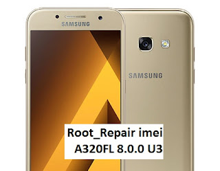 Root_Repair imei_without lose the network A320FL 8.0.0 U3