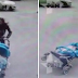 Μητέρα πεθαίνει όταν πέφτει με δύναμη στο κεφάλι της τοίχος (σκληρό βίντεο)