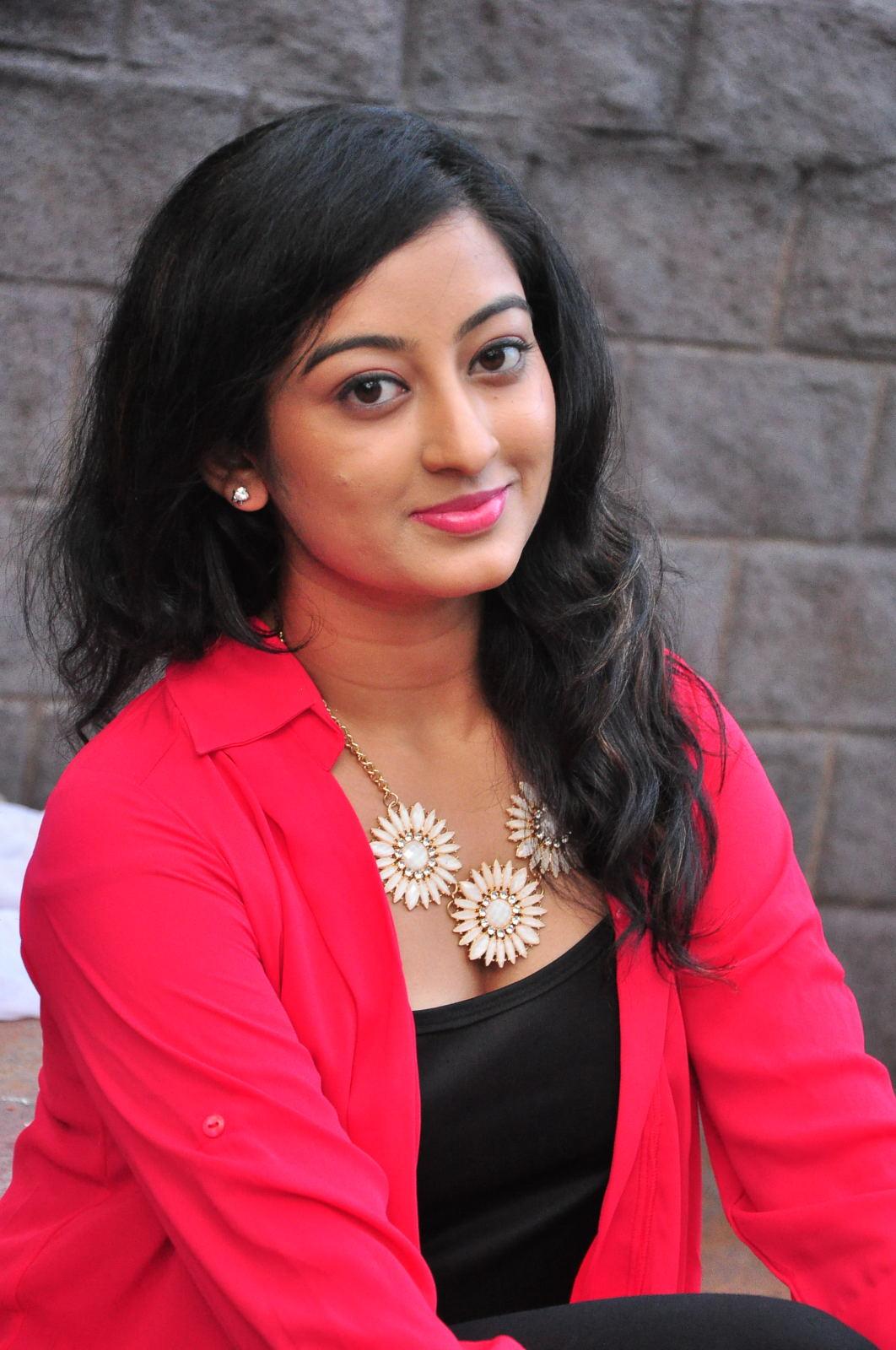 Rishika Glamorous Photos At Billa Ranga Press Meet - HD