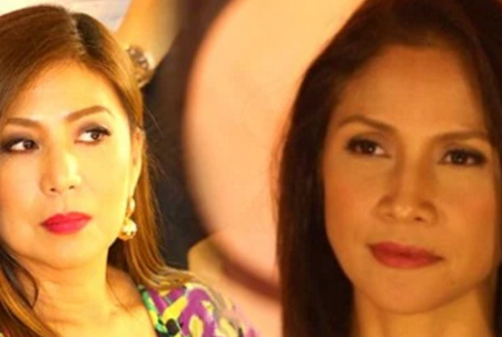 Vivian Velez to Agot Isidro: Join me in my feeding program