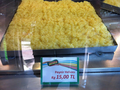 Peynir helvası