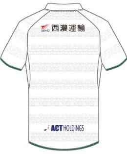 FC岐阜 2018 ユニフォーム-FP-2nd