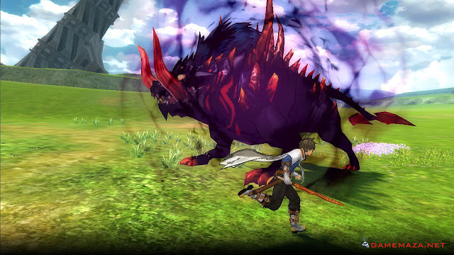 Tales of Zestiria Screenshot 2