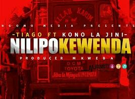 Download Mp3 | Tiago ft Kono la Jini - Nilipokwenda (Singeli)