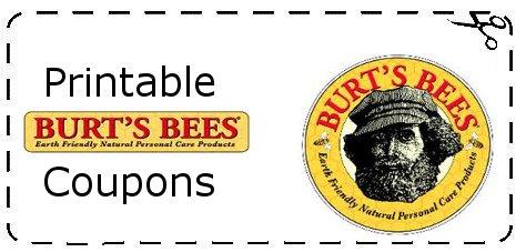 burts bees discount code