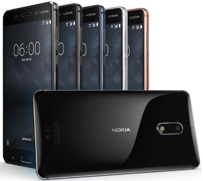 Nokia 6 Officially Launches in PH for Php11,990