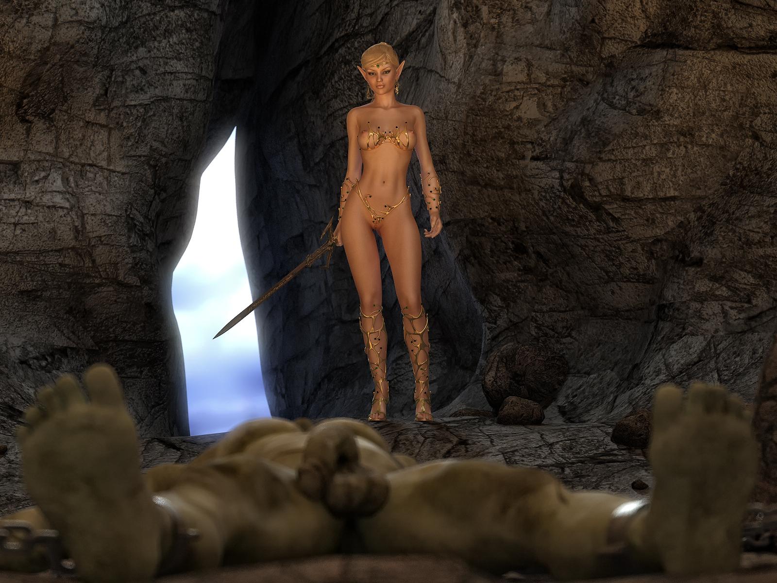 Superstar Hitman Girl Nude Mod Photos