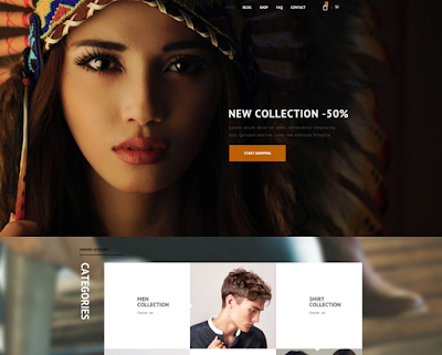 Bishop-Responsive Multi-Purpose Woocommerce Theme