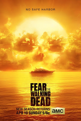 Fear the Walking Dead Season 2 Key Art