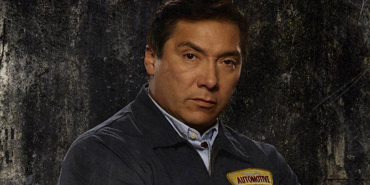 Benito Martinez en una imagen de la primera temporada de American Crime