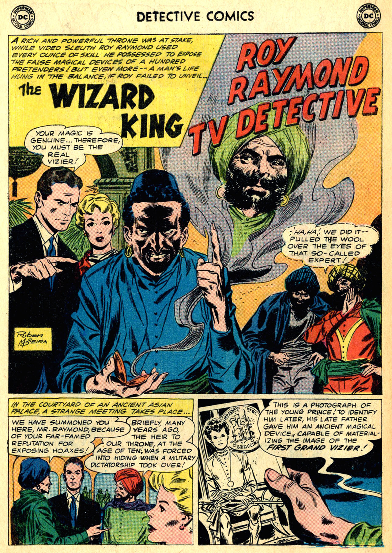Detective Comics (1937) 287 Page 17