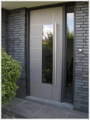 model daun pintu utama rumah