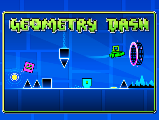 Tutorial de como jugar a geometry dash