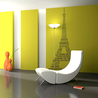 Vinilo Moderno Paris