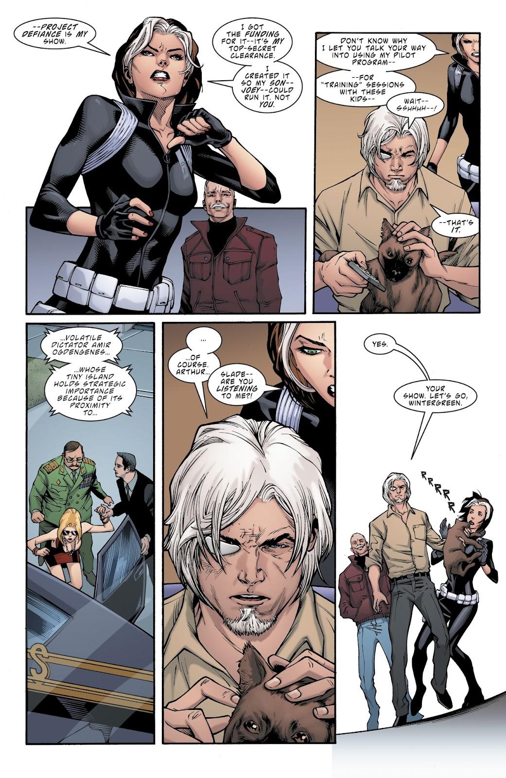 Read online Deathstroke (2016) comic -  Issue #21 - 13