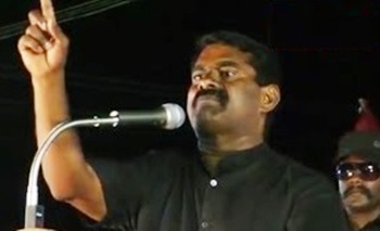 Seeman blasting speech | Water politics in Tamilnadu