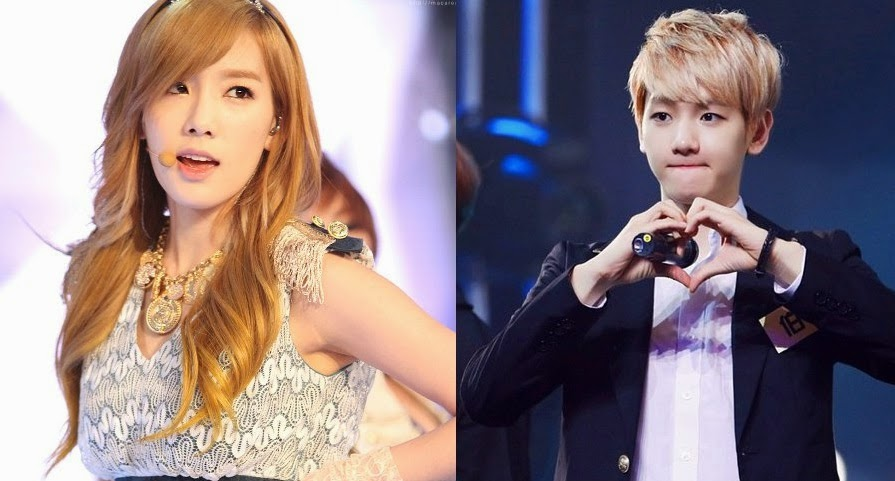 is baekhyun and taeyeon dating
