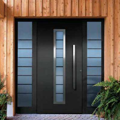Puertas principales de madera decoraci n del hogar - Puertas de entrada madera ...