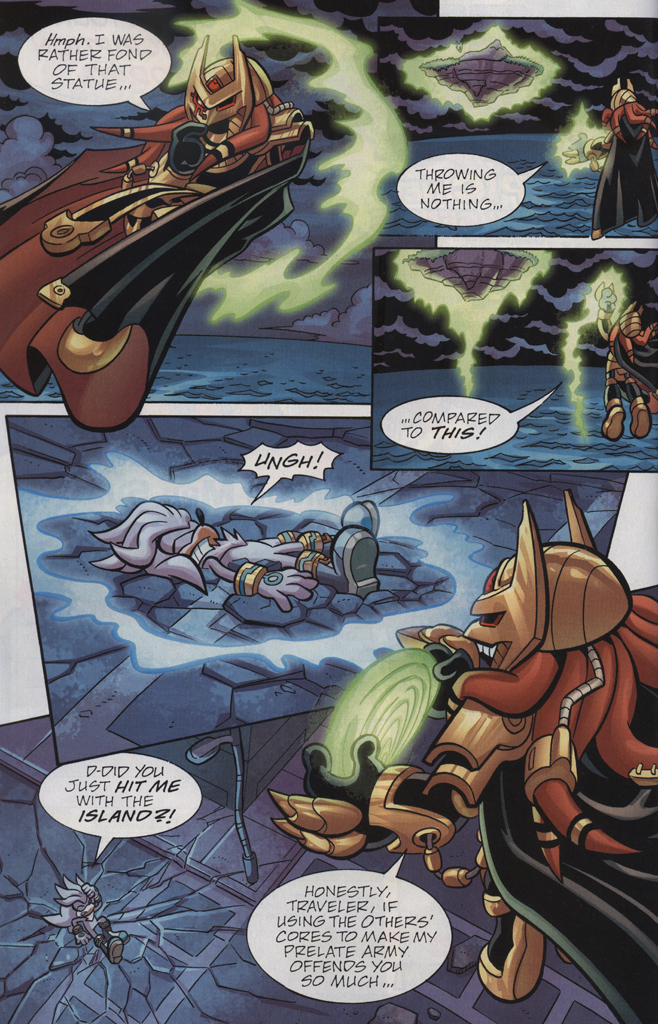 Read online Sonic Universe comic -  Issue #28 - 8