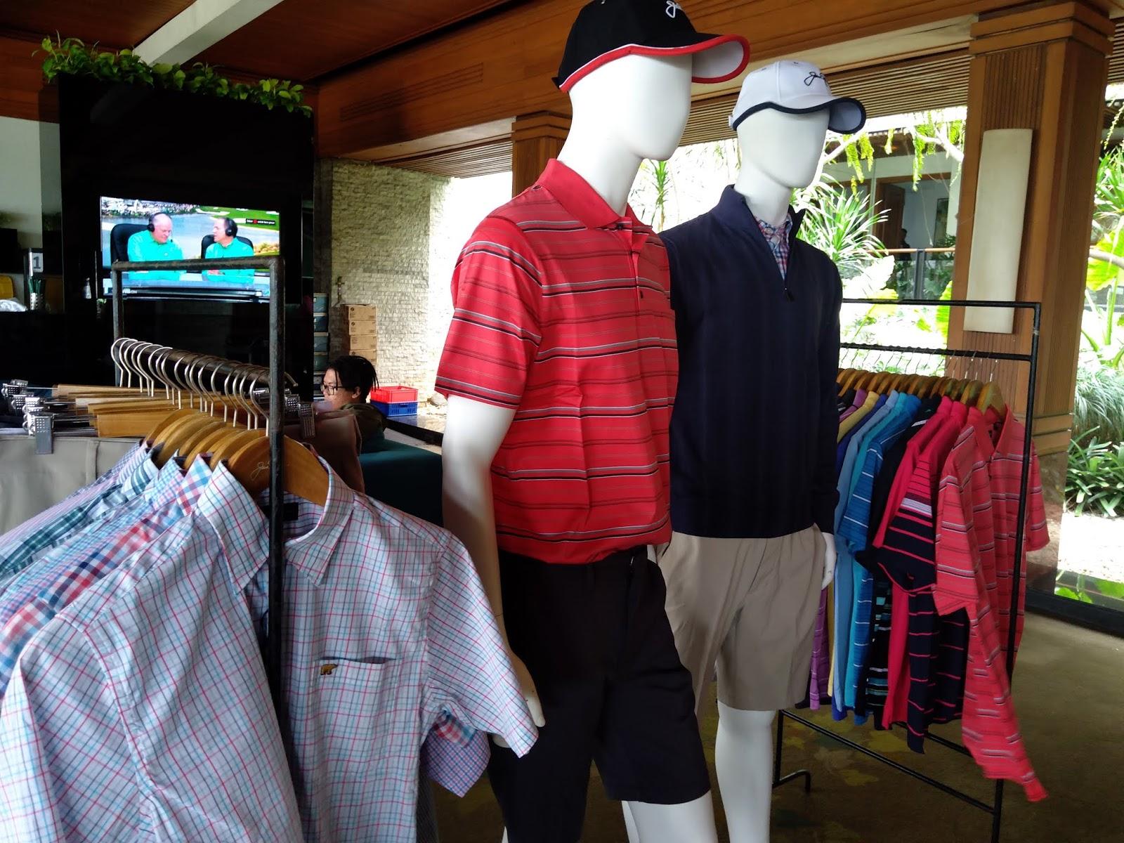 Produk Apparel JNII, Produk Kaos Golf, Produk Baju Golf, Produk Tas Golf, Topi GOlf