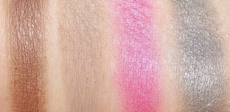 too-faced-chocolate-bon-bons-eye-shadow-palette-row-three-swatches