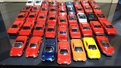 kyosho design change new old early late models
