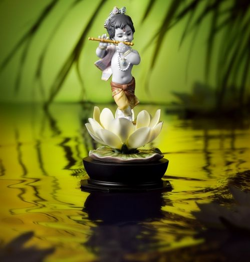 Cute Lord Krishna Image for Whatsapp & Facebook