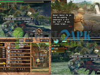 Monster Hunter Portable 3D HD Version English PSP Compress