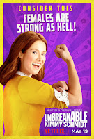 Unbreakable Kimmy Schmidt Season 3 Poster Ellie Kemper