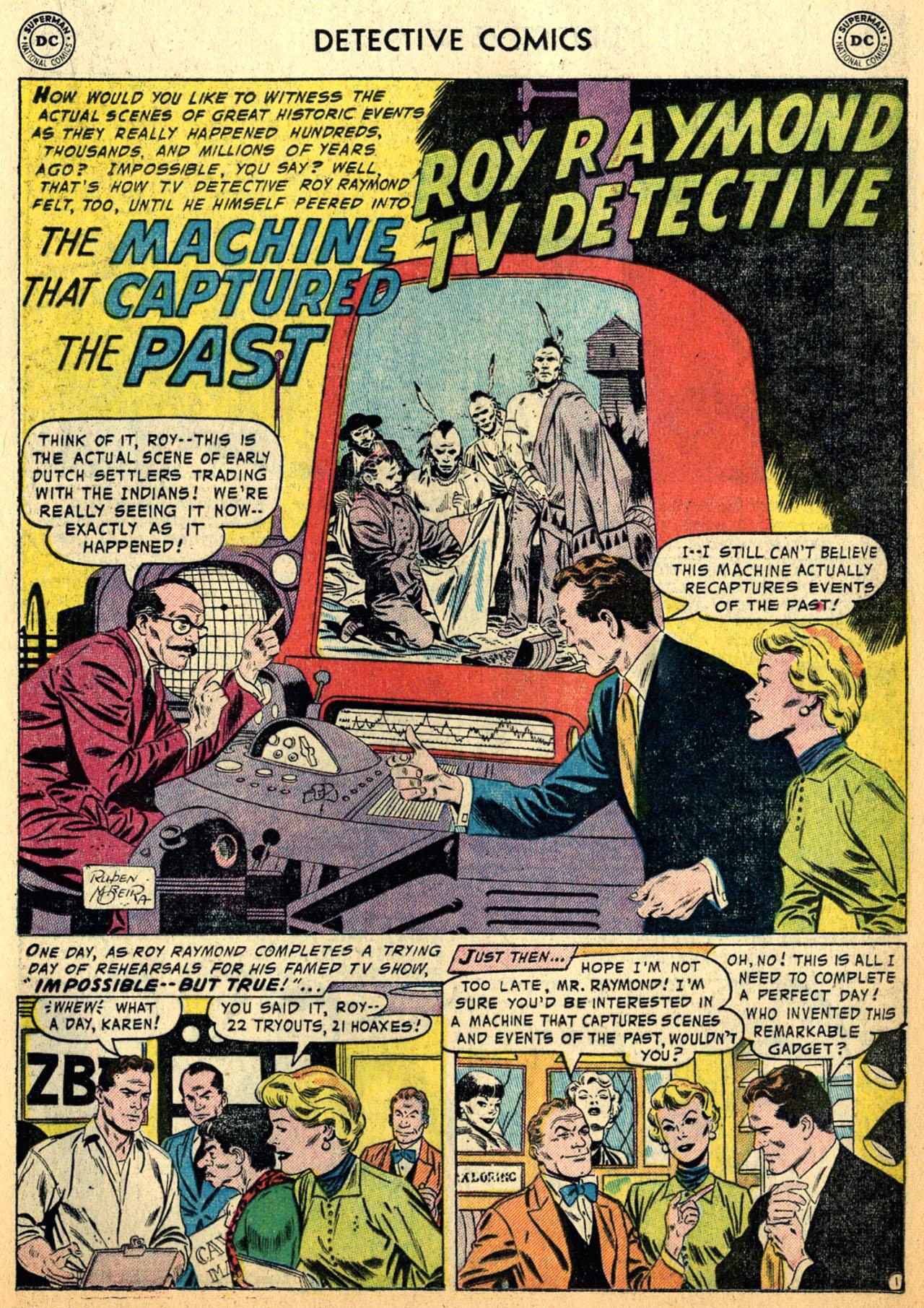 Detective Comics (1937) 228 Page 16