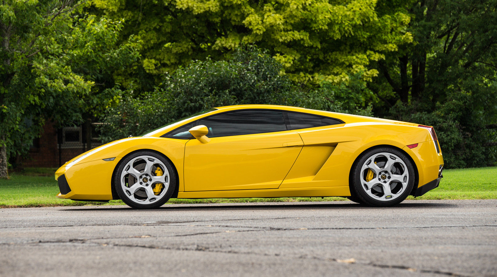Daily Turismo 2004 Lamborghini Gallardo 6 Speed
