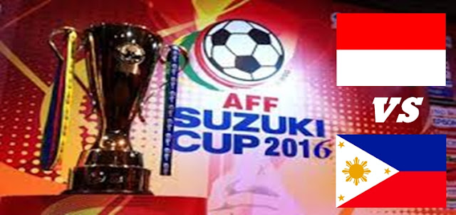 Prediksi Pertandingan Indonesia vs Filipina 22 November 2016 Piala AFF Suzuki 2016