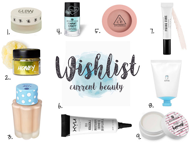 january girl fashion beauty wishlist makeup blog what is in my wishlist