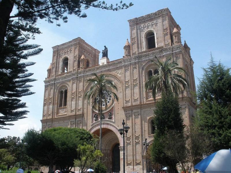 Santa Ana de los Cuatro Ríos de Cuenca - Ecuador
