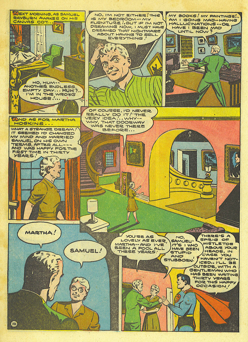 Read online Action Comics (1938) comic -  Issue #67 - 12