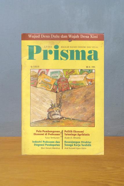 Majalah Prisma: Pola Pembangunan Ekonomi Desa