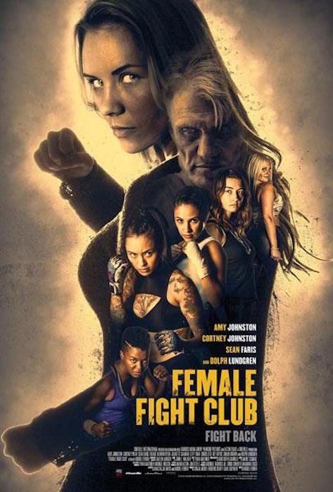 Sàn Đấu Sinh Tử - Female Fight Squad (Female Fight Club) (2016)