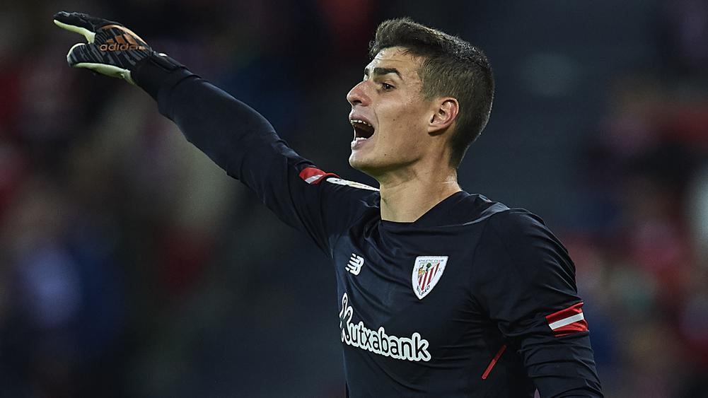 Kepa Arrizabalaga, one step away from signing his signing with Chelsea