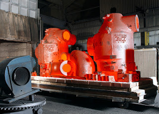 Large Heat Treated Parts