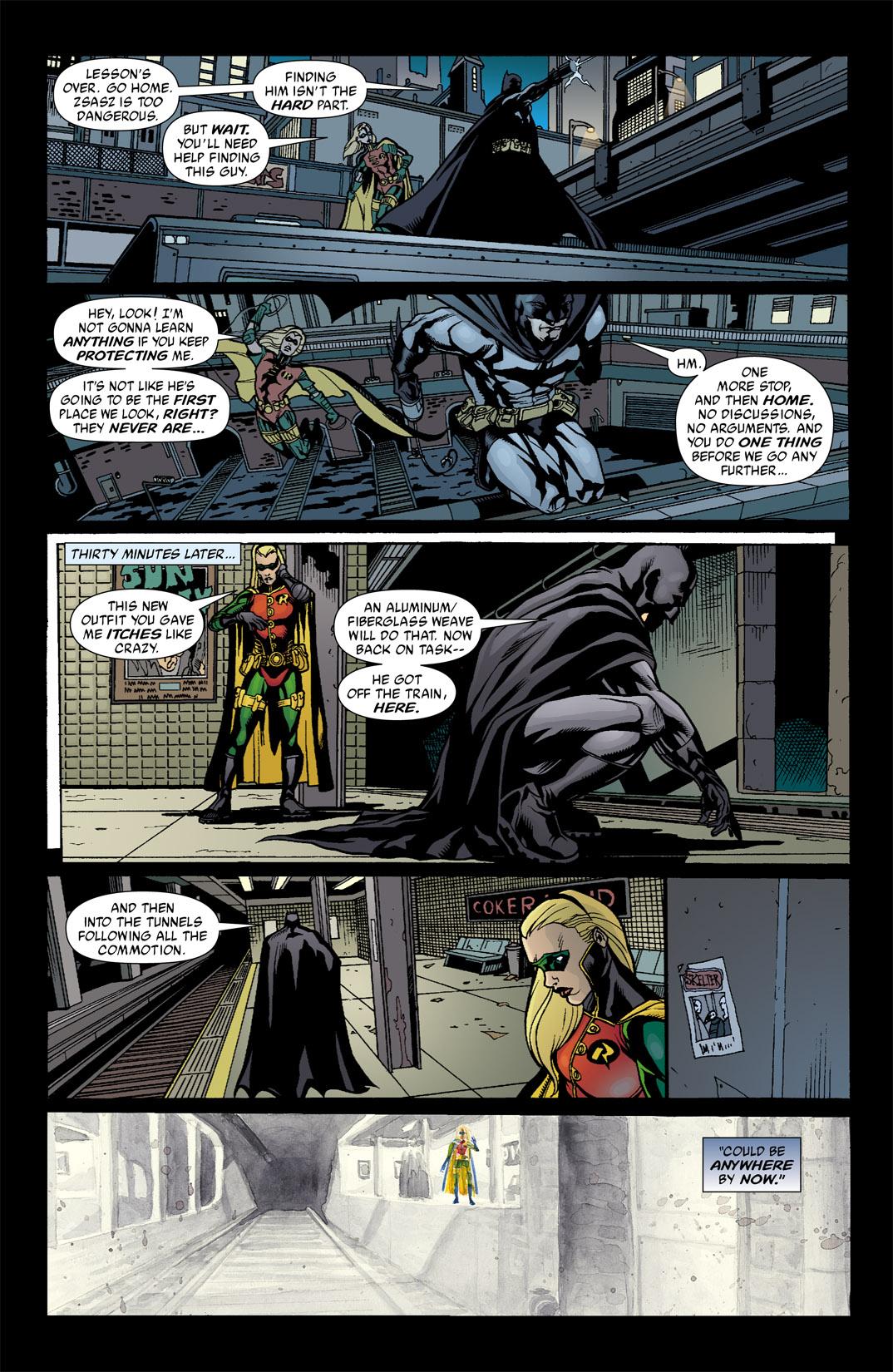 Detective Comics (1937) 796 Page 8