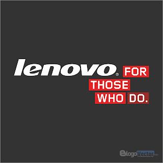 Lenovo Logo vector (.cdr)