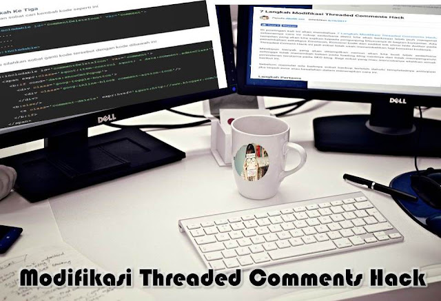 Threaded Comments Hack