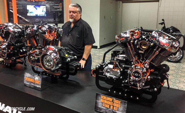 2017 Harley-Davidson Milwaukee-Eight Engines Tech Brief - seemotorcycle