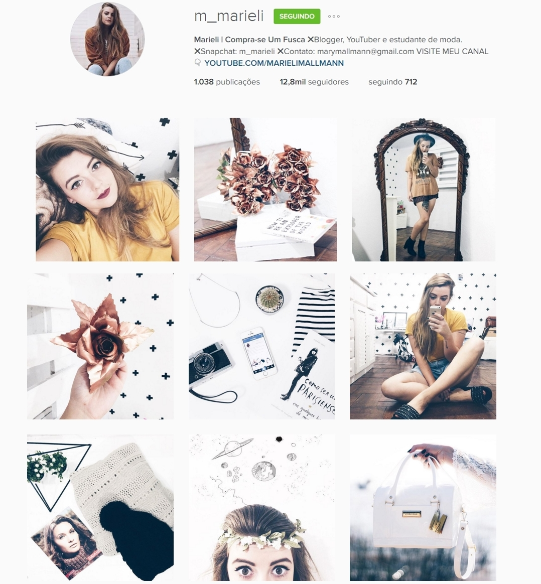 TOP 5 | Feeds para seguir e se inspirar no instagram