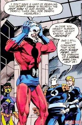 23+ Anggota Fantastic Four, dari Mr. Fantastic sampai Franklin Richards