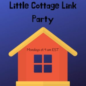 New Linky Party- Little Cottage Link Party!