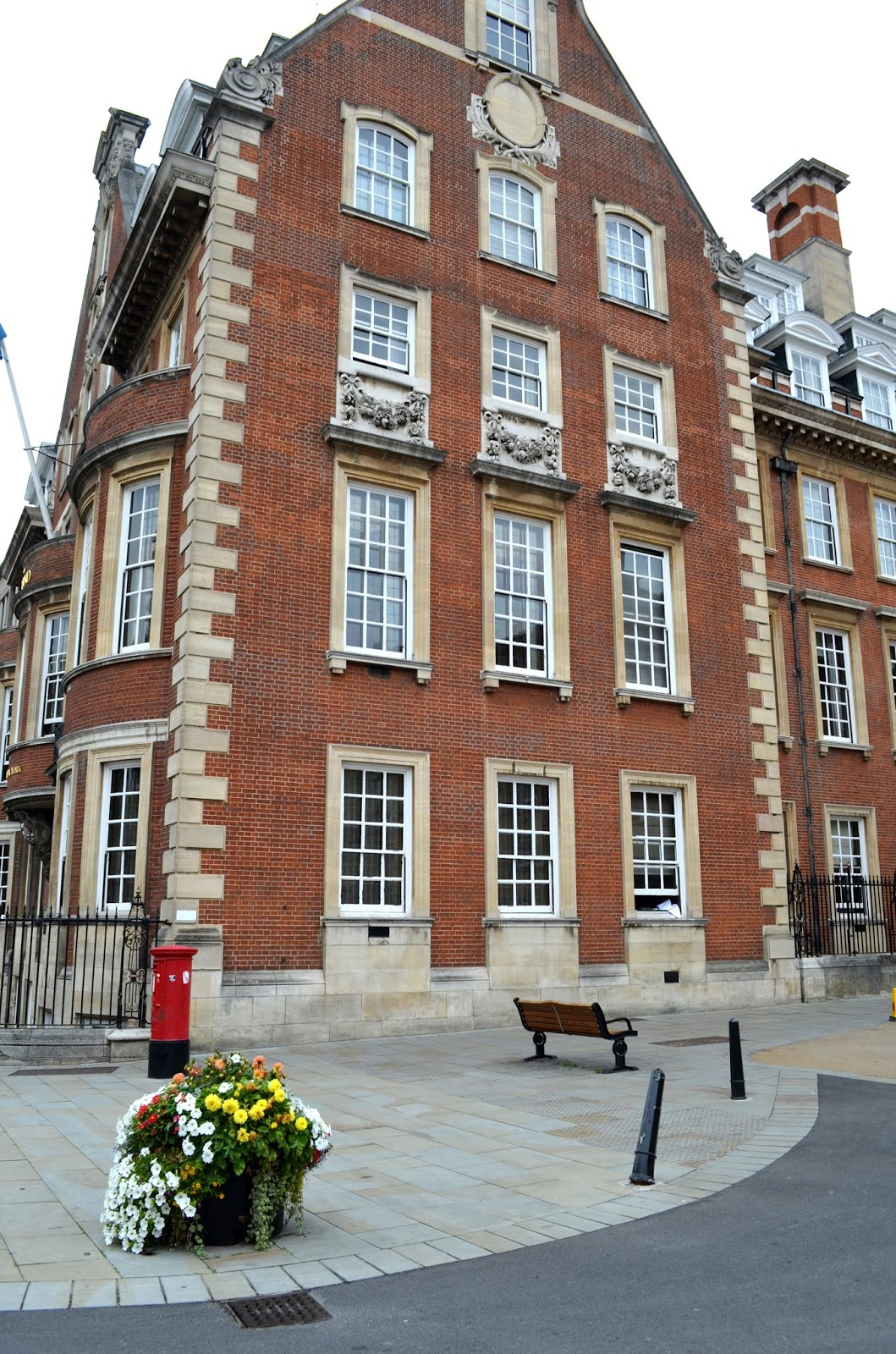 Curiouser And Curiouser Staying At The Grand Hotel Spa York A Hotel Review