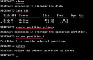 Pengosongan Data