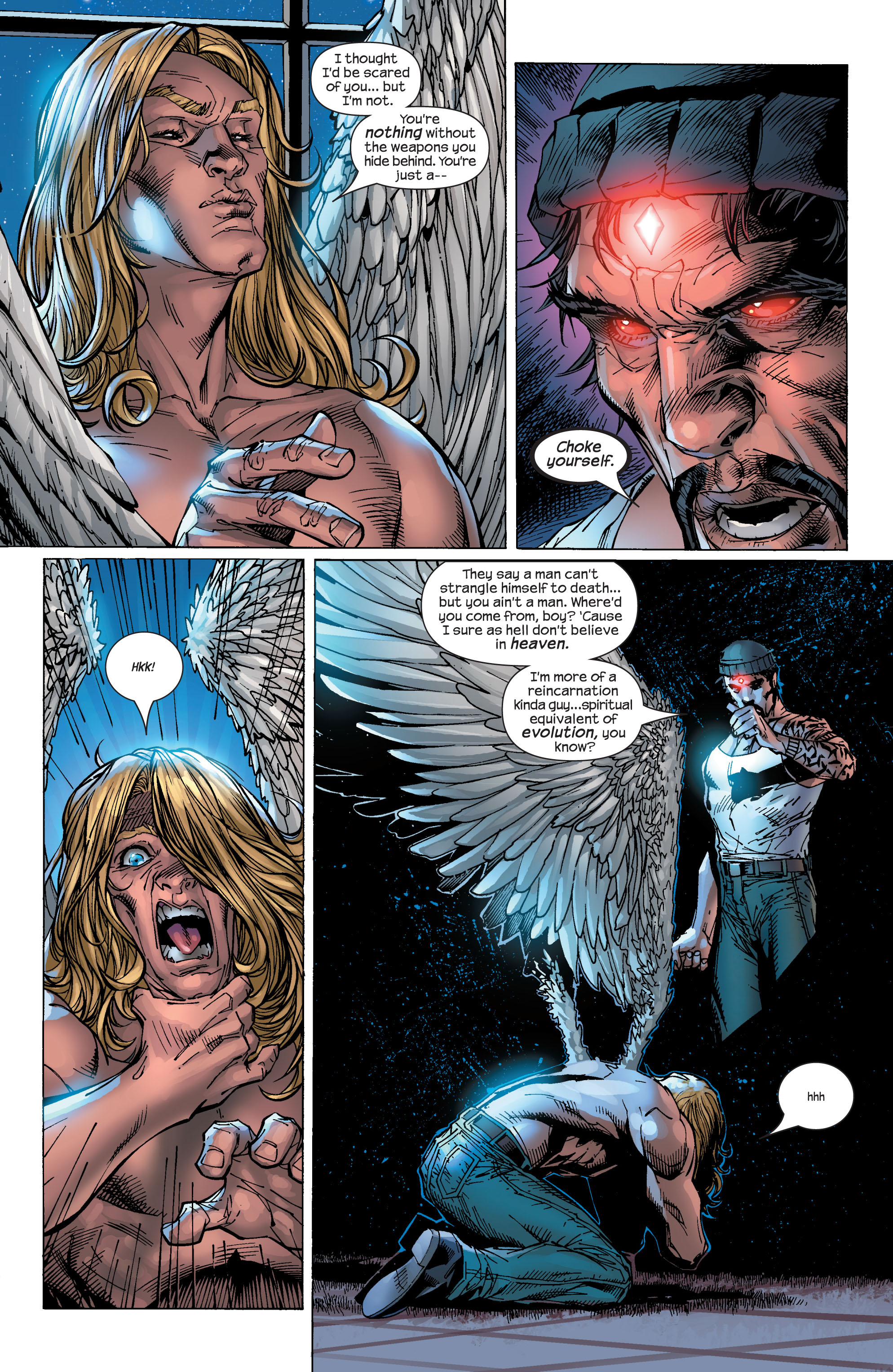 Read online Ultimate X-Men comic -  Issue #49 - 13