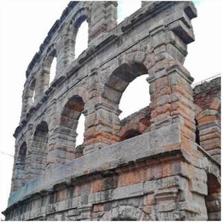 La Arena en Verona